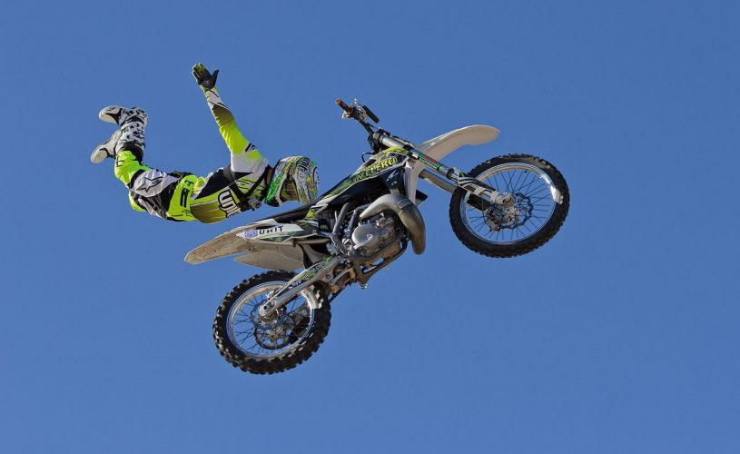 New Age Spain: Motocross in Las Ventas?