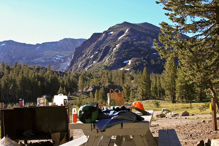 STATESIDE STORIES: How About Going Camping?