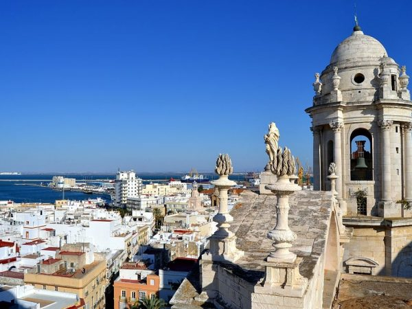 THE SEVEN JEWELS OF ANDALUSIA