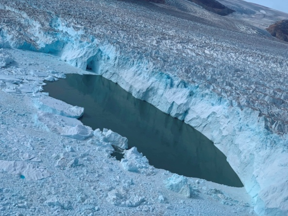 NASA: Landsat Illustrates Five Decades of Change to Greenland Glaciers