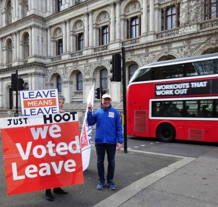 """""""PREPARE FOR A 'NO-DEAL' BREXIT,"""" THE EUROPEAN COMMISSION TELLS EU CITIZENS AND BUSINESSES"""