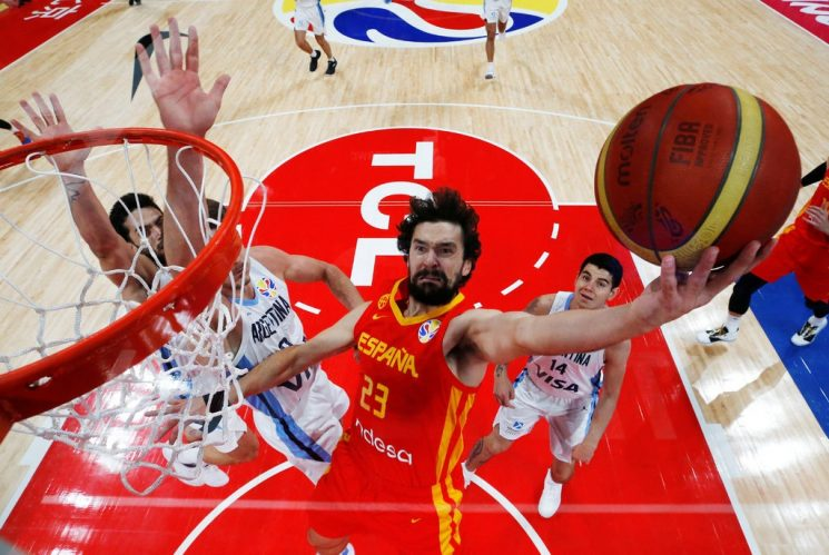 SPAIN IS CROWNED BASKETBALL WORLD CHAMPION !