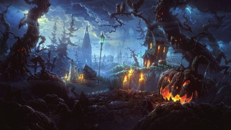 Entertaining  —  October 2019: THINGS TO DO WHEN HALLOWEEN COMES AROUND!
