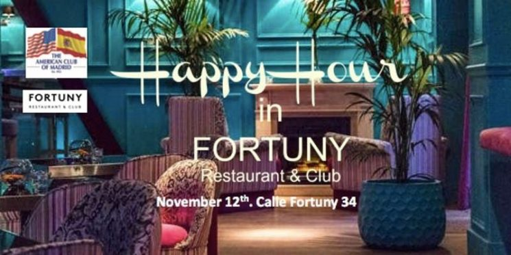 THE AMERICAN CLUB OF MADRID'S HAPPY HOUR: AN INVITATION TO FUN & NETWORKING!