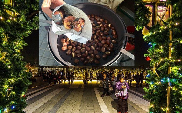CHESTNUTS, A YULETIDE STREET FEAST