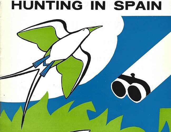 """A GUIDEPOST REPRINT: """"HUNTING IN SPAIN"""", 31 OCTOBER 1969"""