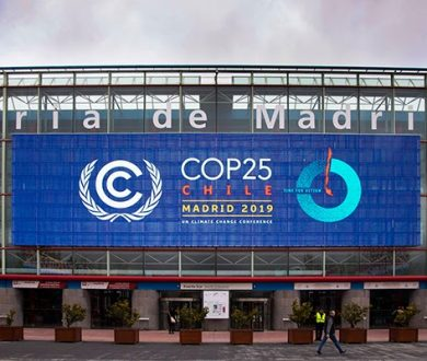 CLIMATE CHANGE: WHAT'S AT STAKE AT THE UN CONFERENCE IN MADRID