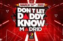"""DON'T LET DADDY KNOW"" ANNOUNCES A PROUD RETURN TO IFEMA, MADRID!"