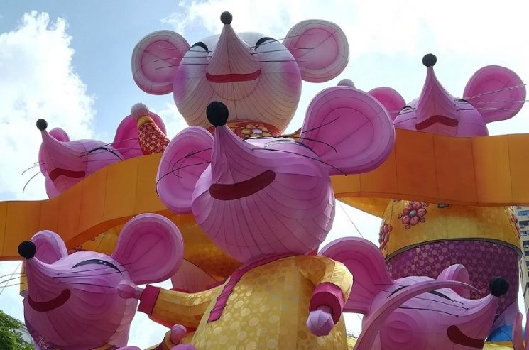 YEAR OF THE RAT: THINGS YOU'D WANT TO KNOW & DO À LA CHINESE