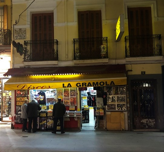 THE SECRET BEHIND THE SUCCESS OF LA GRAMOLA DISCOS