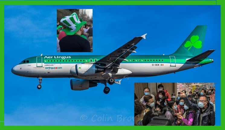 A STATESIDE STORY: TRAVEL WARNINGS QUASHING ST. PATRICK'S DAY CELEBRATIONS