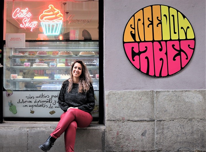 FREEDOM CAKES MAKES IT EASY TO BE A VEGAN WITH A SWEET TOOTH