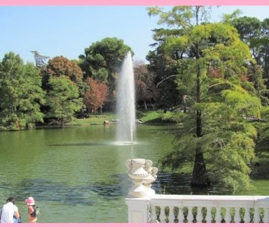 GUIDEPOST LOVES GOOD NEWS: MADRID'S LOVELY PARKS ARE OPEN AGAIN AS THE REGION MAKES IT TO PHASE ONE OF THE DESESCALADA