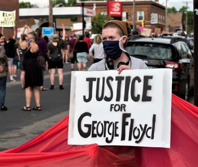 A Stateside Story: Police Killing Spreads Protests Across America