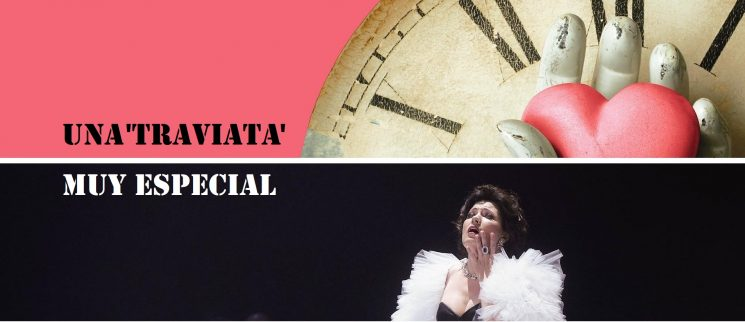 "LA TRAVIATA AT THE TEATRO REAL AND ON ""MY OPERA PLAYER"""