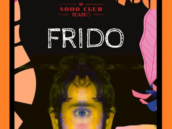"CAN YOU IMAGINE A WORDLESS STAND-UP? ""FRIDO"" IS!"
