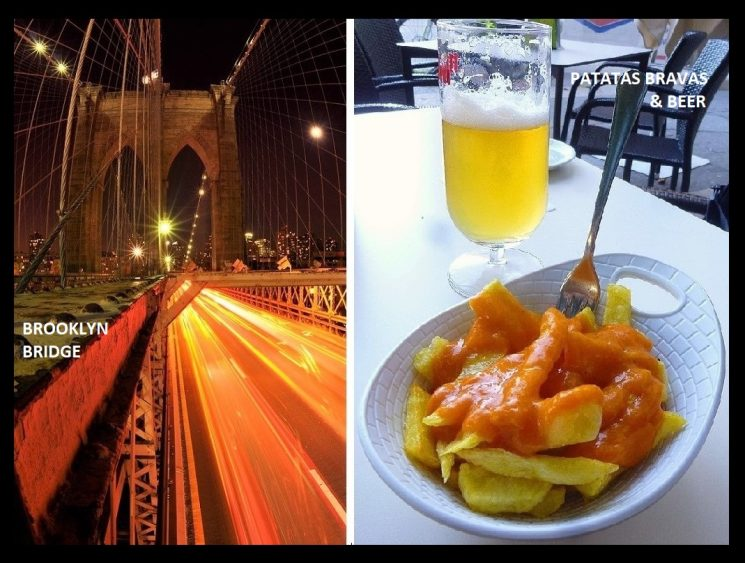 Bravas, Bridges &  Brew  in The Home of the Brave!