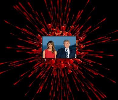 A SECOND OPINION: Trump and Melania Fight the Coronavirus