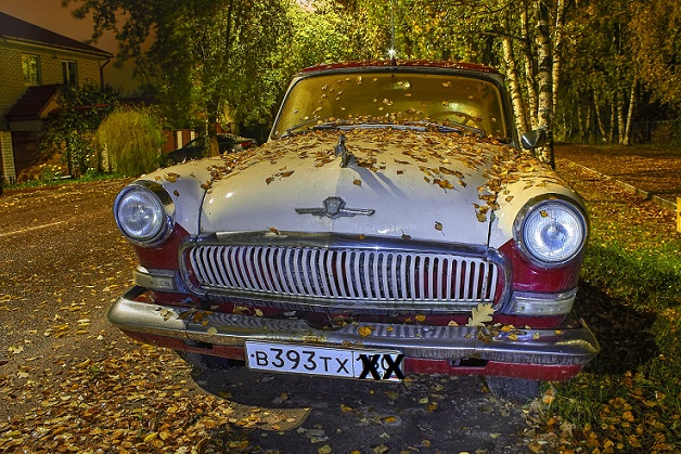 THE SURGE IN POPULARITY OF JUNKYARD CARS, A  CORONAVIRUS SYMPTOM