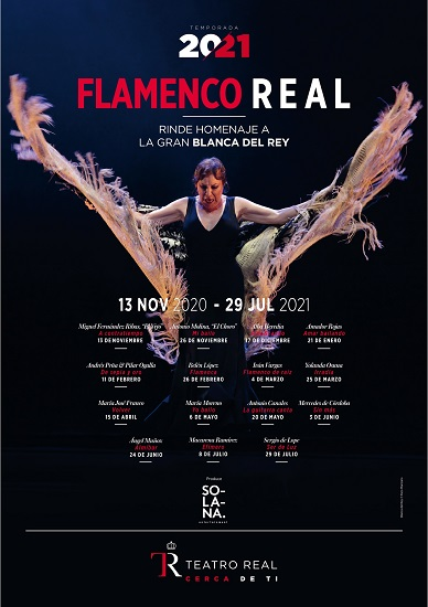 "THIS YEAR'S ""FLAMENCO REAL"" PAYS TRIBUTE TO BLANCA DEL REY, MUSE OF SPANISH DANCE!"