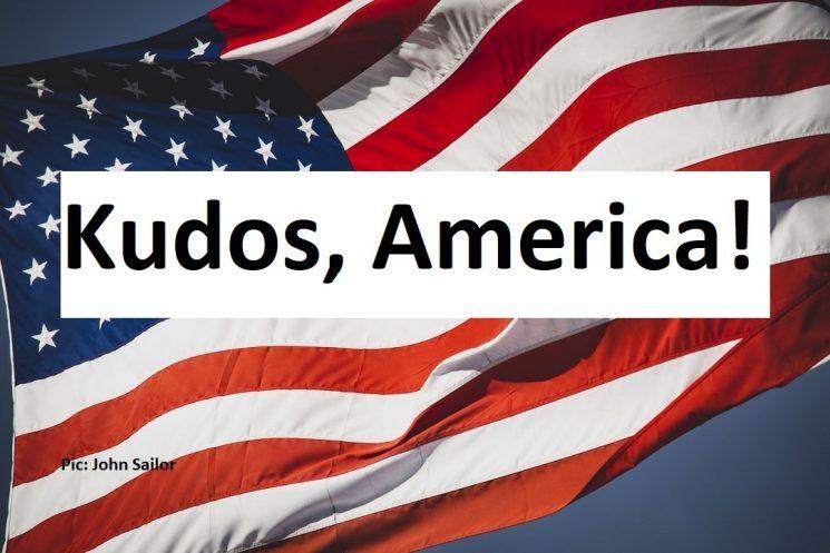 THE WORLD CONGRATULATES AMERICA ON THE HISTORIC BIDEN-HARRIS VICTORY!