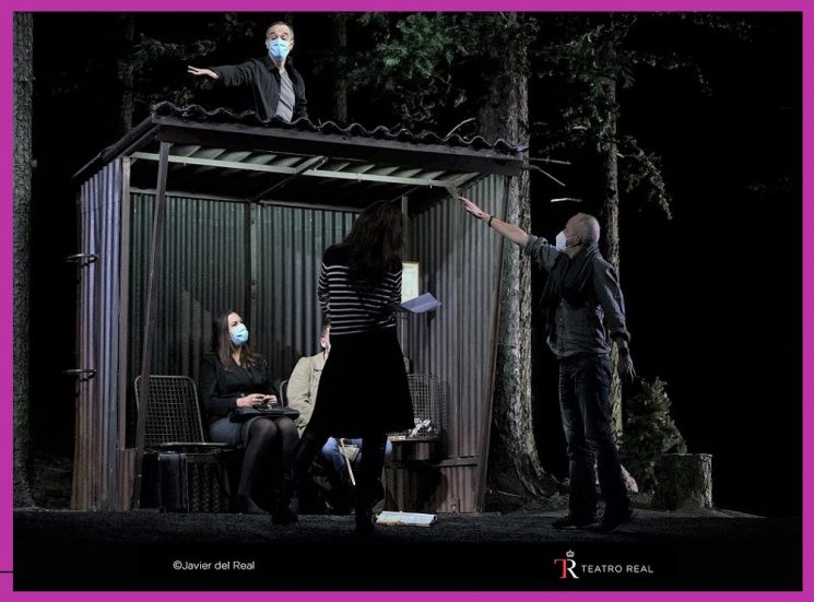 "FORGET THE VIRUS,  ""DON GIOVANNI"" AT THE TEATRO REAL IS YOUR BETTER OPTION BY FAR!"