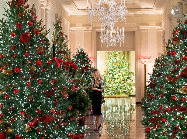 A SECOND OPINION: A White House Christmas