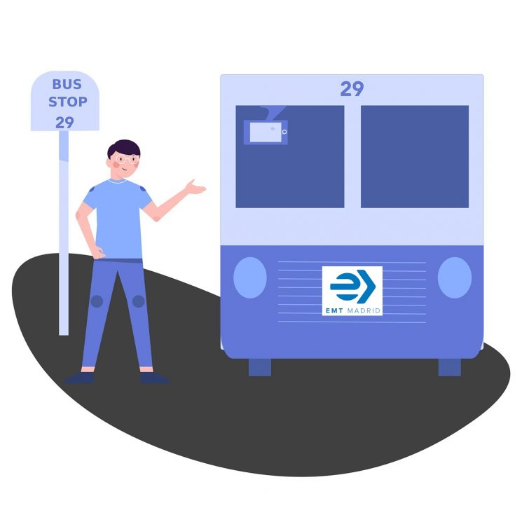 FREE BUS RIDES DURING THE RUSH HOURS!