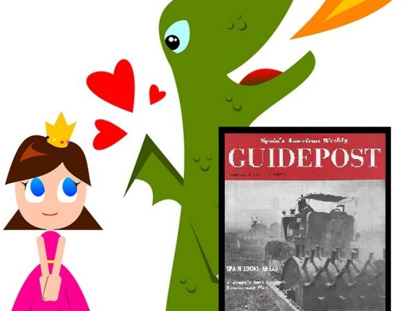 """A GUIDEPOST REPRINT: """"The Spanish Scene"""" 57 Years Ago This Month"""