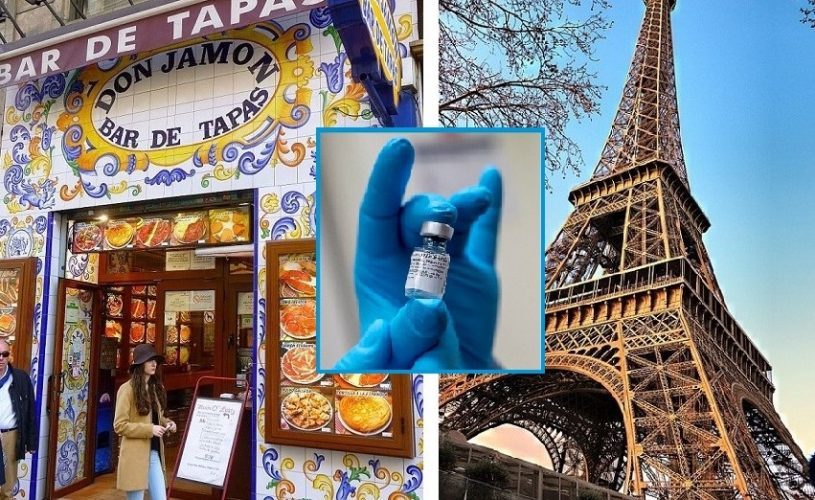 WHAT TO DO IN THE EVENT OF SCARCE COVID VACCINE: GO FRENCH?