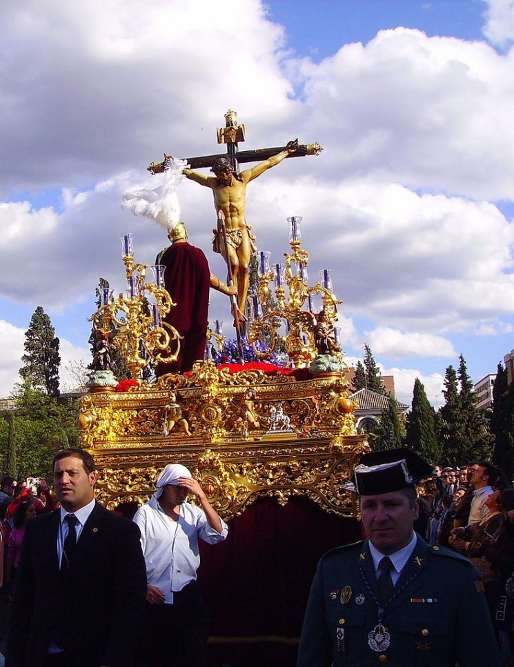 YOUR BASIC COURSE IN THE SPANISH SEMANA SANTA