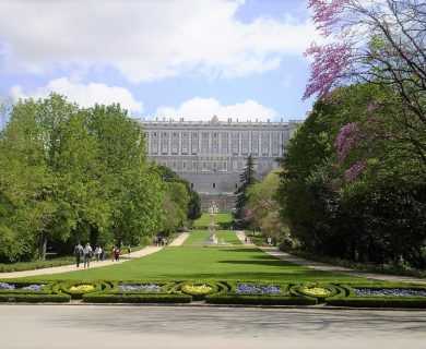 MADRID LAUNCHES A NEW INTERNATIONAL TOURISM CAMPAIGN