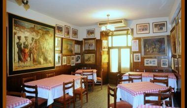 CLASSIC RESTAURANTS AND THE PERIL OF   THE PANDEMIC: (1) Casa Salvador