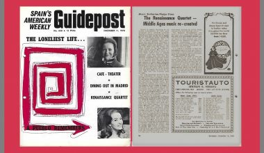 """A GUIDEPOST REPRINT: """"The Renaissance Quartet — Middle Ages Music Re-Created"""", 11 December 1970"""