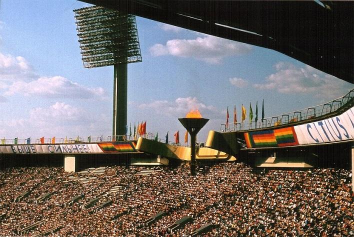 The Olympic Boycott, 1980