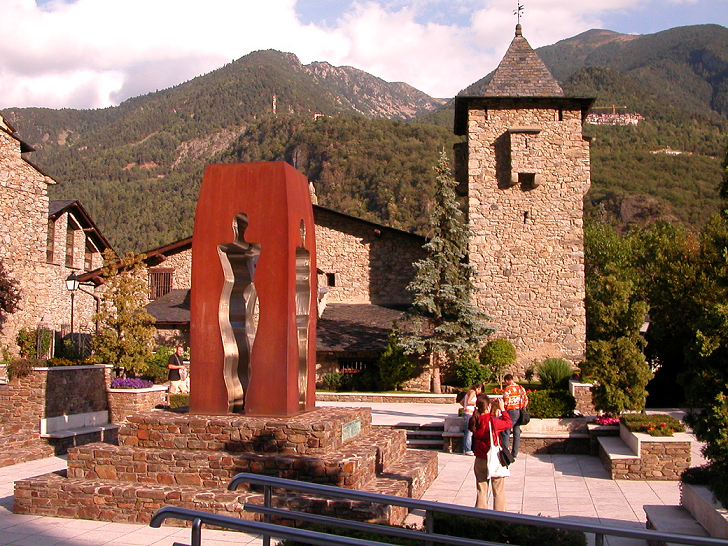 HIT THE ROAD TO THE PYRENEES — IV:  NOW ANDORRA!
