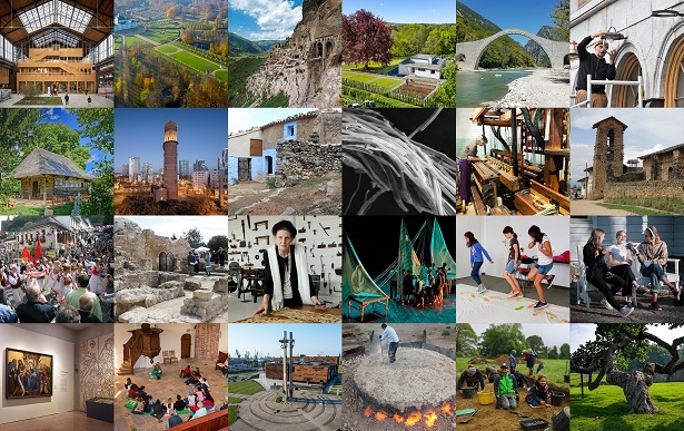 EUROPE'S TOP HERITAGE AWARDS HONOR 24 EXEMPLARY ACHIEVEMENTS FROM 18 COUNTRIES