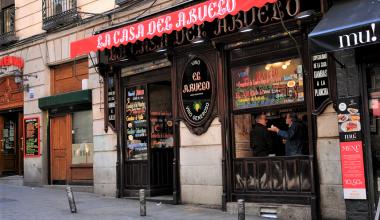 LA CASA DEL ABUELO: SOME OF THE BEST SHRIMP IN TOWN!
