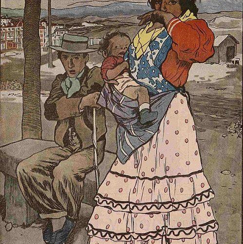 SPANISH RACISM FOCUSES ON THE GYPSIES & THE VASCOS