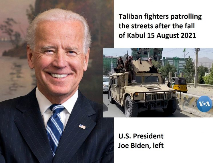 STATESIDE STORIES: Biden's Approval Rating Down after Afghanistan Exit