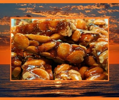 SWEET AND SAINTLY: (1) The Candied Almonds of the Poor Clares of Alcalá